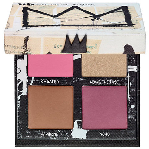 Urban Decay - Jean-Michel Basquiat -  Gallery Blush Palette (LE)