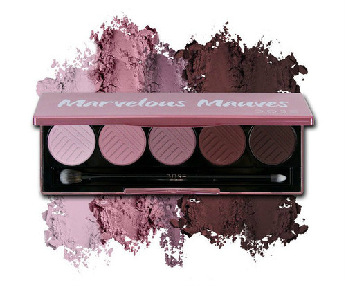 Dose of Colors - Eyeshadow Palette - Marvelous Mauves (LE)