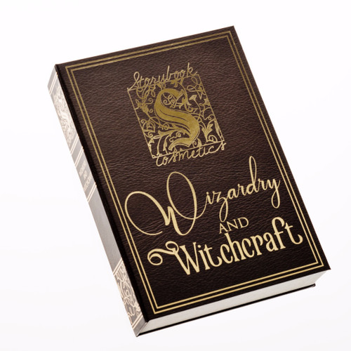 Storybook Cosmetics - Wizardry and Witchcraft Eyeshadow Palette Book (LE) **New**