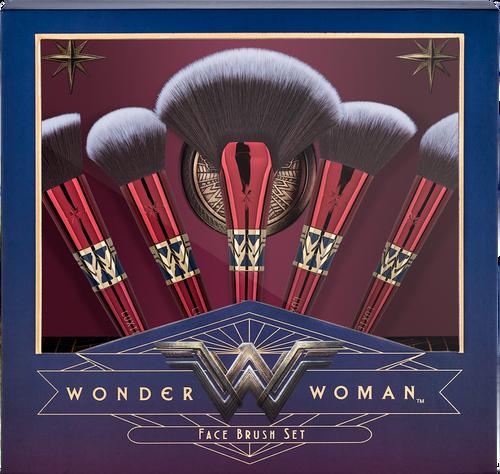 Luxie Beauty - Wonder Woman Face Brush Set (LE) **New**