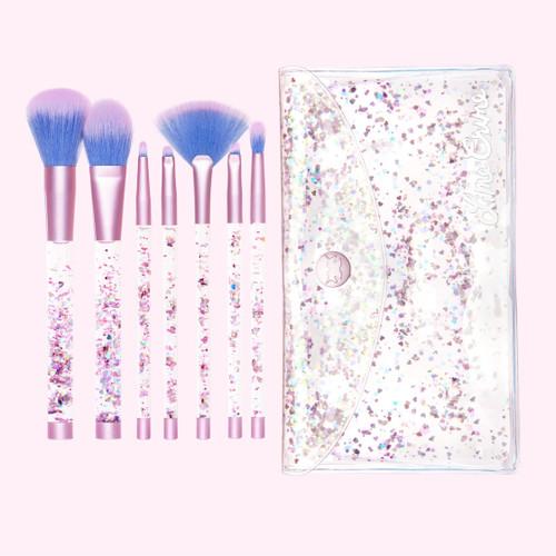 Lime Crime - Aquarium Liquid Glitter Makeup Brushes (LE)