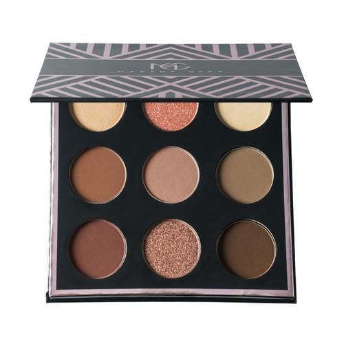 Makeup Geek - In the Nude 9 Color Eyeshadow Palette