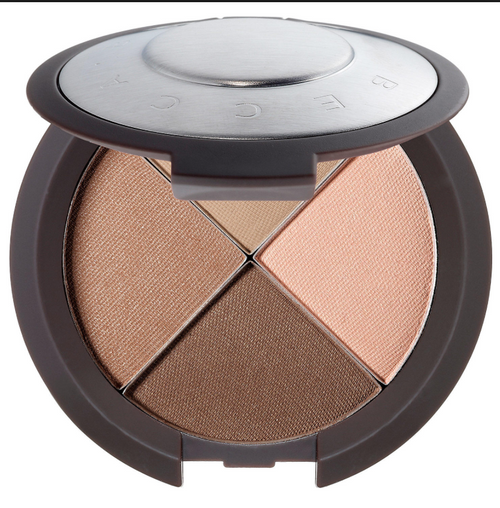 Becca - Ultimate Eye Color Quad - Sun Chaser