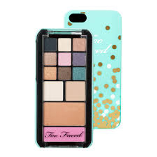 Toofaced - Jingle All The Way - Pop-Out Makeup Palette & Phone Case (LE)