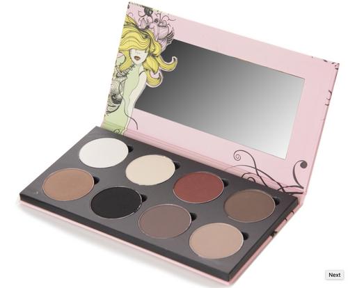 Saucebox Cosmetics - Eyeshadow Palette - Etude