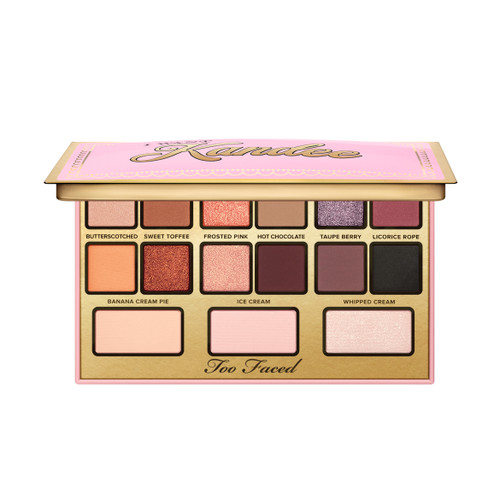 Toofaced - Kandee Johnson - I Want Kandee Candy Eyes (LE)