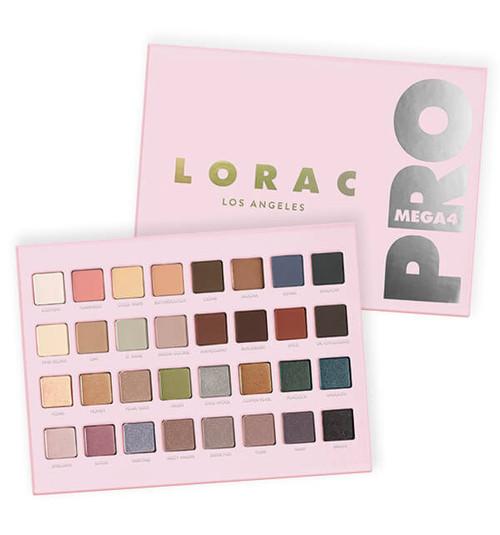 Lorac - Mega Pro 4 Palette (LE)