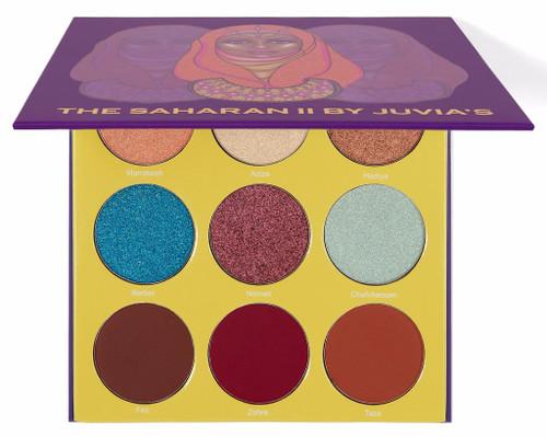Juvia's Place - The Saharan 2 Eyeshadow Palette (LE) **New**