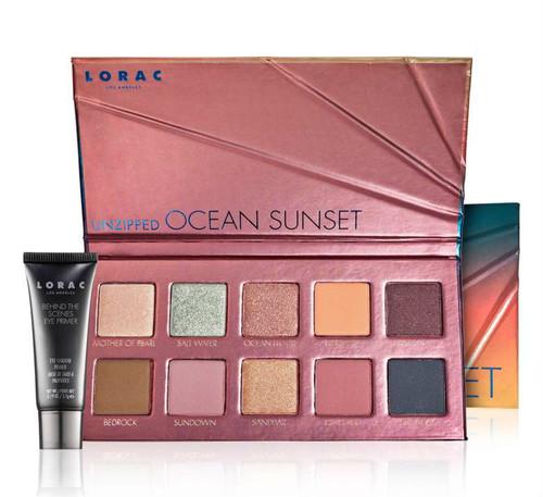 Lorac - Unzipped Ocean Sunset Eyeshadow Palette (LE)