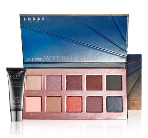 Lorac - Unzipped Mountain Sunset Eyeshadow Palette (LE)