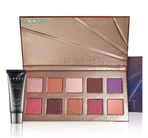 Lorac - Unzipped Desert Sunset Eyeshadow Palette (LE)