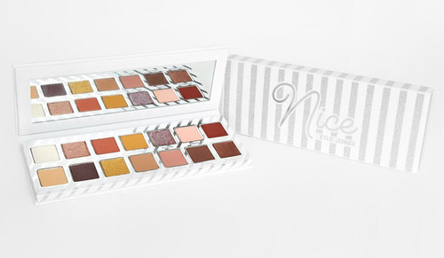 Kylie Cosmetics - Holiday Collection - Kyshadow The Nice Palette (LE)