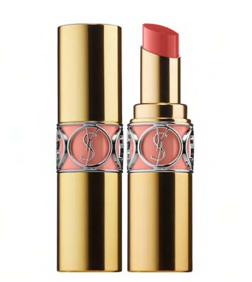 Yves Saint Laurent - Rouge Volupe Shine - 12 Coral Incandescent