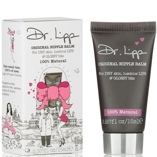 Dr Lipp - Original Nipple Balm for Lips - 100% Natural **New**