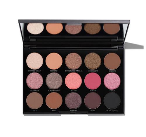 Morphe Brushes - 15B Brunch Babe Eyeshadow Palette **New**