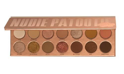 Laura Lee - Nudie Patootie Eyeshadow Palette **New**