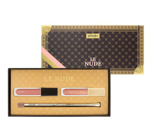 Jouer Cosmetics- Jet-Set Lip Kit (LE) **New**