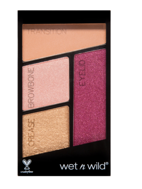 Wet N Wild - Color Icon Eyeshadow Quad (LE) **New**