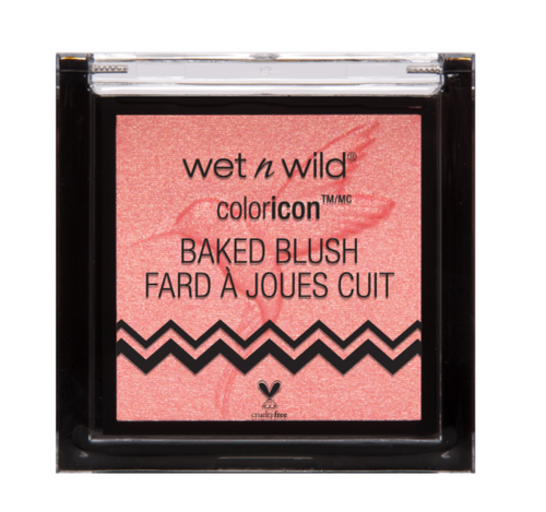 Wet N Wild - Color Icon Baked Blush (LE) **New**