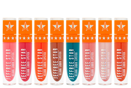 Jeffreestar Collection - Summer Collection - Velour Liquid Lipstick (LE)