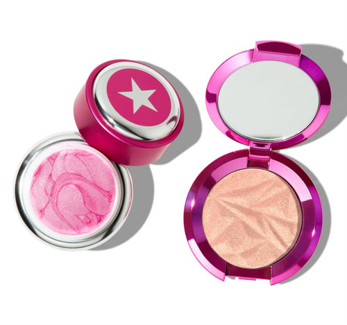 Glamglow - Becca - We Know Glow Mask & Highlighter Duo Set (LE)