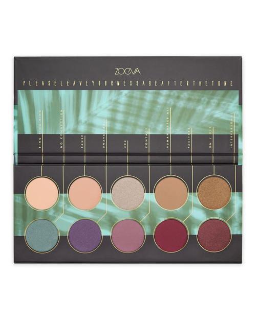 Zoeva - Offline Edition Eyeshadow Palette