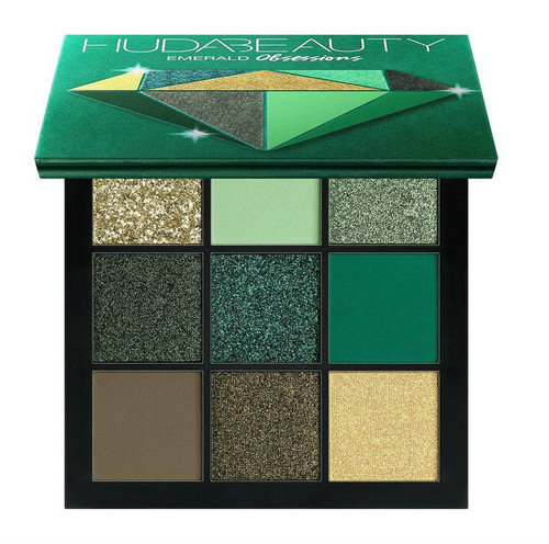 Huda Beauty - Obsessions Palette - Emerald