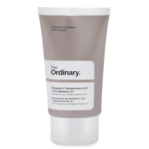 The Ordinary - Vitamin C Suspension 23% + HA Spheres 2% - In Silicone