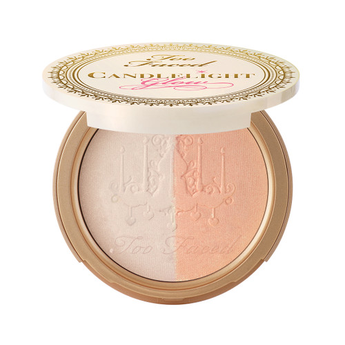 Toofaced - Candlelight Glow Duo - Warm Glow **New**