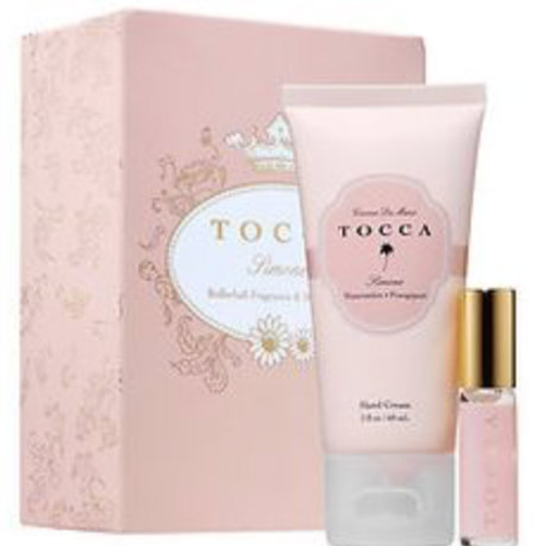 Tocca - Simone Rollerball Fragrance & Hand Cream Set (LE)