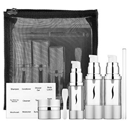 Sephora - Carry On Airless Travel Pump Set (LE)