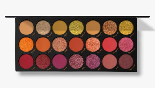 Karity Cosmetics - Eyeshadow Palette - Picante (LE)