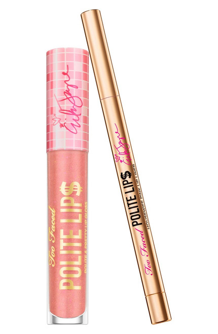 Toofaced - Erika Jayne Pretty Mess Polite Lip Duo (LE)