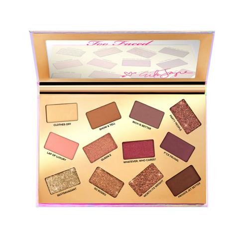 Toofaced - Erika Jayne Pretty Mess Eyeshadow Palette (LE)