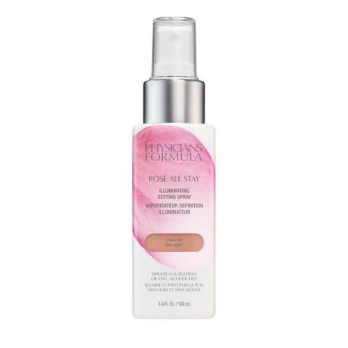 Physicians Formula - Rose Collection - Rosé All Stay Illuminating Setting Spray - 100ml (LE)