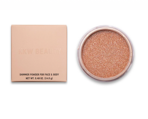 KKW Beauty -  Body Collection - Loose Shimmer  Powder For Face & Body (LE)