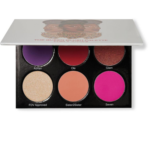 Juvia's Place - Fumi Collection - The Queen Eyeshadow Palette (LE)