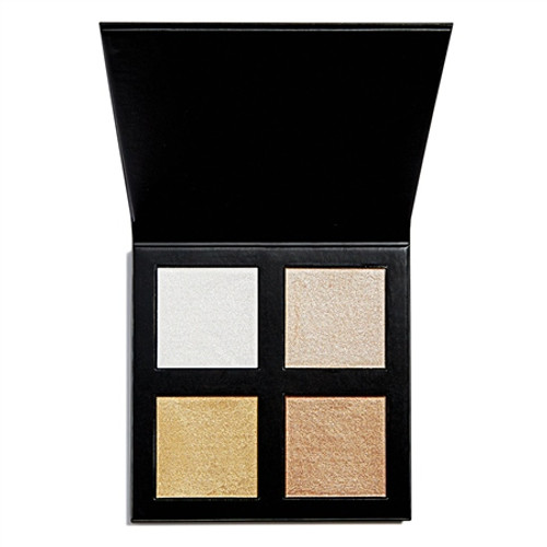 Revolution Beauty London - Revolution Pro 4K Highlighter Palette - Gold