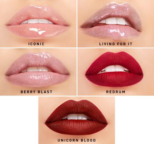Morphe Brushes - Jefreestar Iconic Bolds Lip Collection (LE)