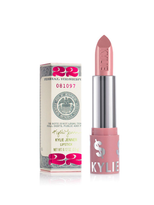 Kylie Cosmetics - Birthday Collection - Money Mindset Matte Lipstick (LE)