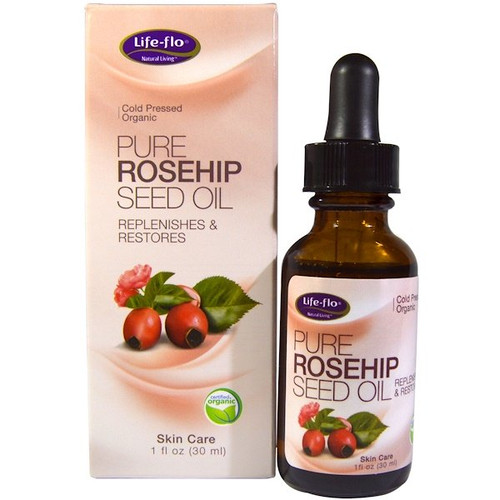 Life Flo - Pure Rosehip Seed Oil - 30ml