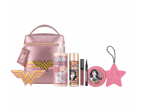 Soap & Glory - Wonder Woman Fab U Stash Set (LE)