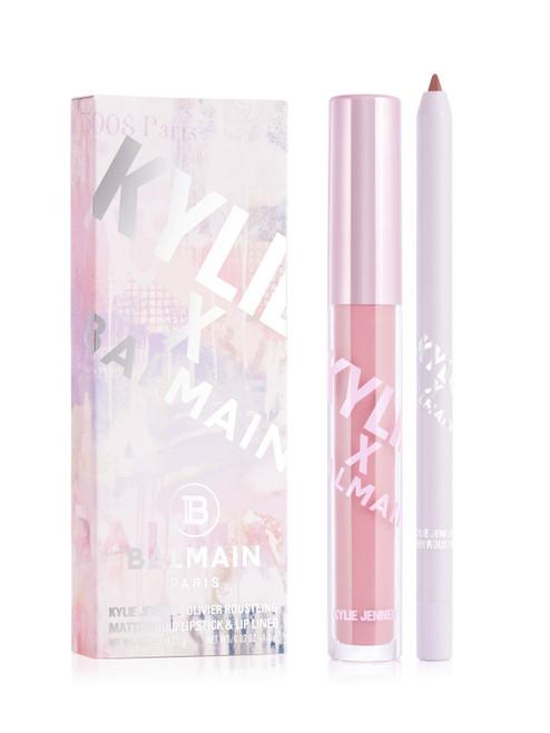 Kylie Cosmetics - Balmain Matte Lip Kit - Paris (LE)