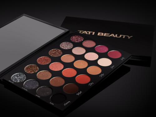 Tati Beauty - Textured Neutrals Vol 1 (LE)