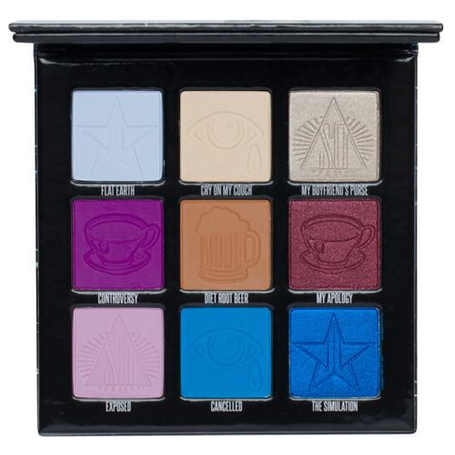 Jeffreestar Cosmetics - Shane Dawson -  Mini Controversy Palette (LE)