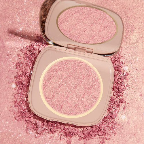 SOL Body - Shimmering Body Powder - Pink Champagne (LE)