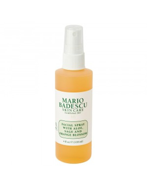 Mario Badescu - Facial Spray with Aloe, Sage and Orange Blossom - 118ml