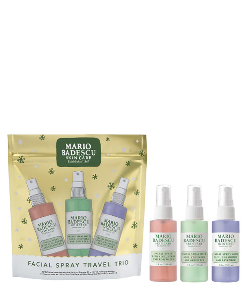 Mario Badescu - Facial Spray Trio (LE)