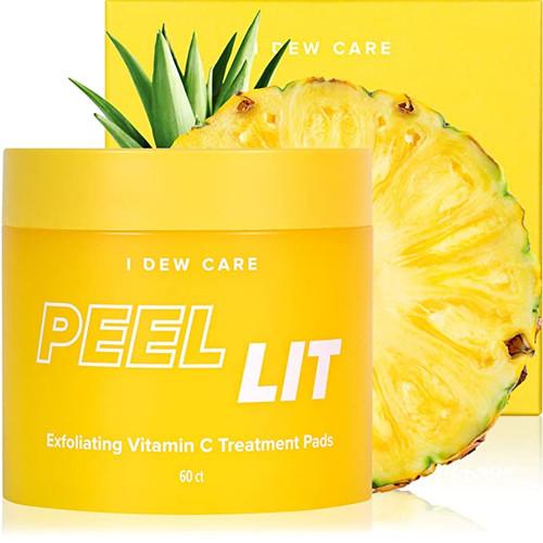 I Dew Care - Peel Lit - Exfoliating Vitamin C Treatment Pads