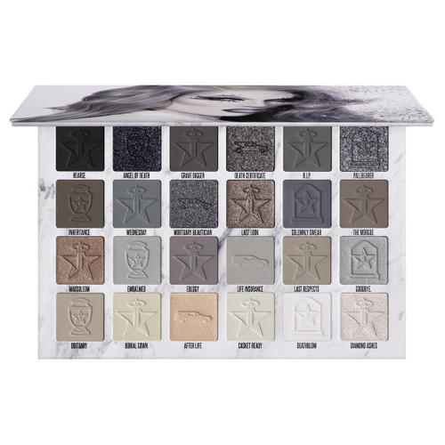 Jeffreestar Cosmetics - Cremated Eyeshadow Palette (LE)